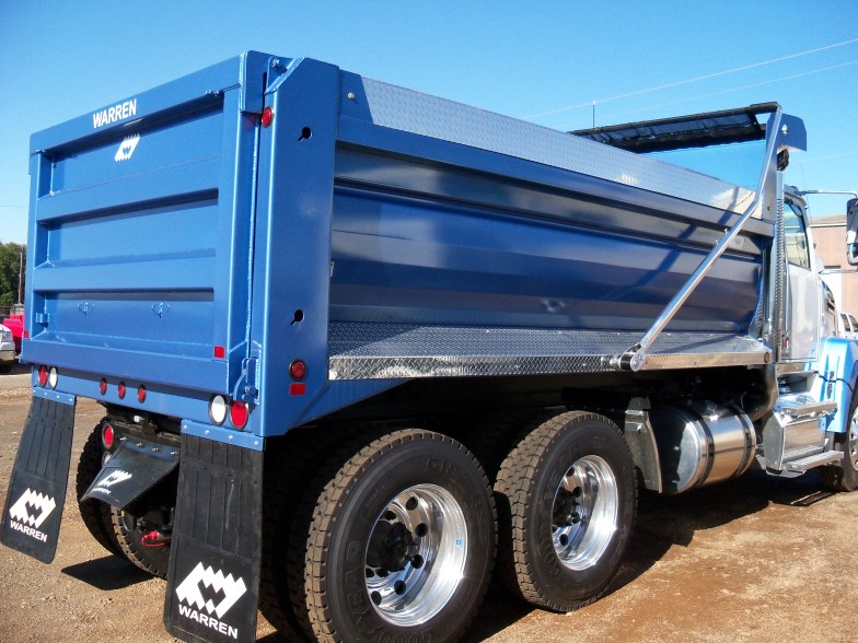 Dump Body Parts : Other dump bodies warren truck and trailer llc