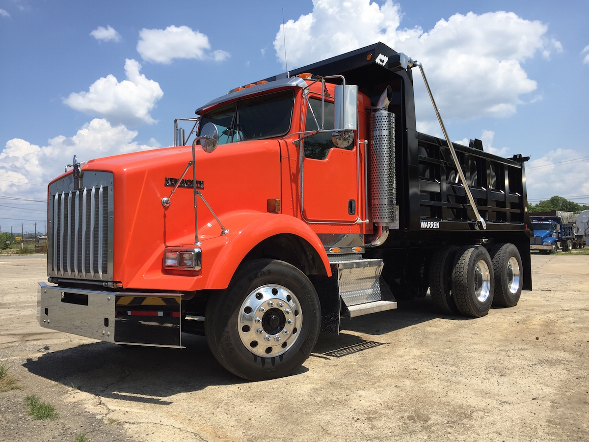 14 ft Frame Type Dump Body – Featured Unit of the Week